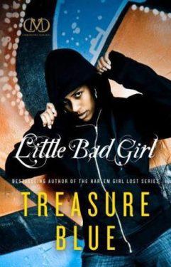 TREASURE BLUE LITTLE BAD GIRL