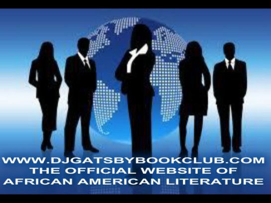 DJ Gatsby Book Club Voted Best On-Line Book Club Of 2012 By Kisha Green &  Literary Jewels