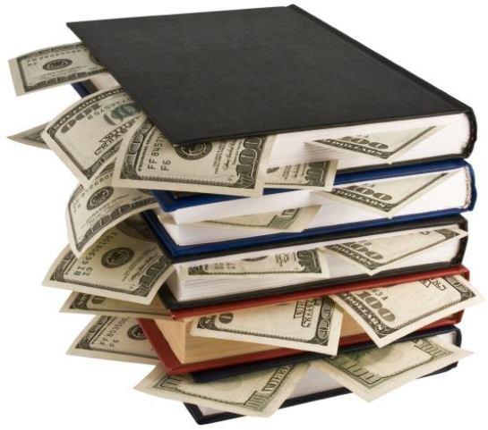 books make money