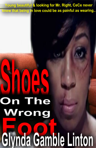 shoes new book cover