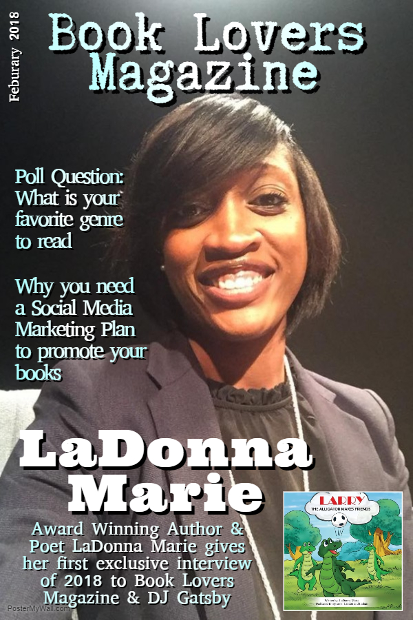 laDonna Marie book lovers